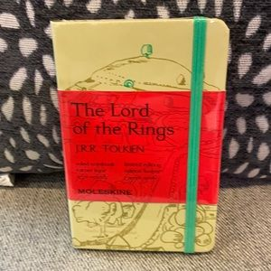 Moleskine Ltd Ed The Lord of the Rings Ruled